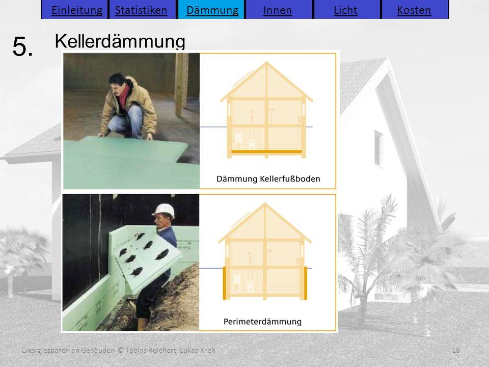 Energiesparen an Gebäuden (C) Tobias Reichert, Lukas Kreh 18 a Energiesparen an Gebäuden (C) Tobias Reichert, Lukas Kreh 18 Energiesparen an Gebäuden