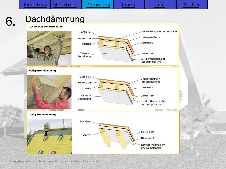 Energiesparen an Gebäuden (C) Tobias Reichert, Lukas Kreh 20 Energiesparen an Gebäuden (C) Tobias Reichert, Lukas Kreh 20 Energiesparen an Gebäuden (C