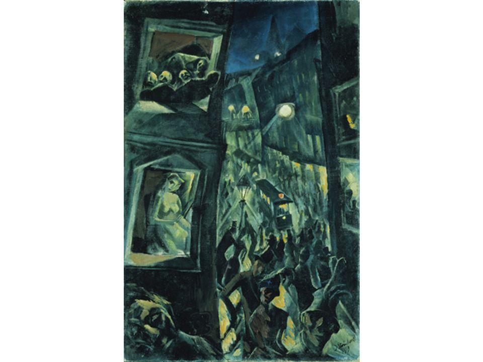Vergleich Lesen Sie Ernst Stadlers Gedicht Form ist Wollust und den Aufsatz von Margarete Susmann über den Expressionismus.