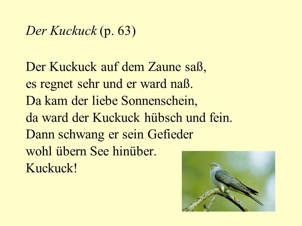 Alfred Könner, Wer mäuschenstill am Bache sitzt (p.