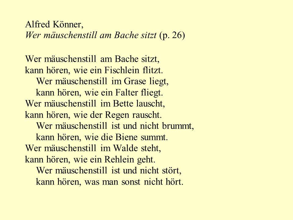 Wilhelm Busch, Rotkehlchen (p.34) Rotkehlchen auf dem Zweige hupft, wipp wipp.
