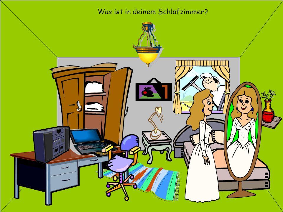 Wo wohnst du + Passau + x München + + x Bonn ++ x klein hässlich modern + 1 Etage 1