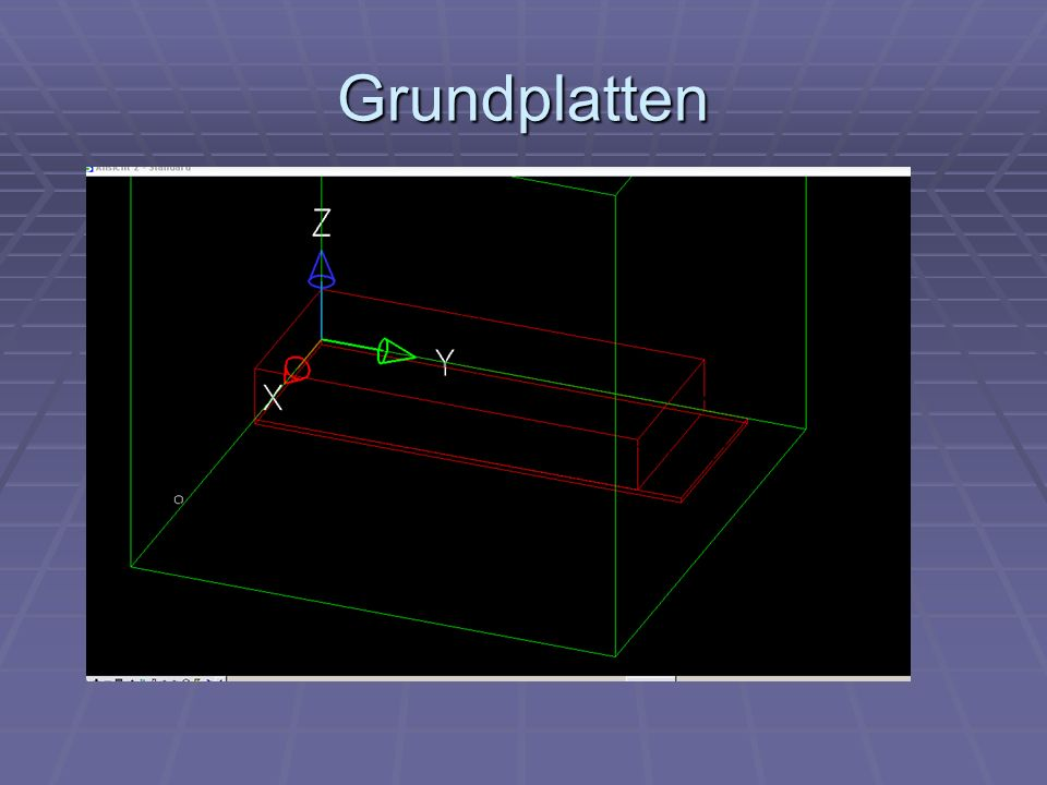 Grundplatten