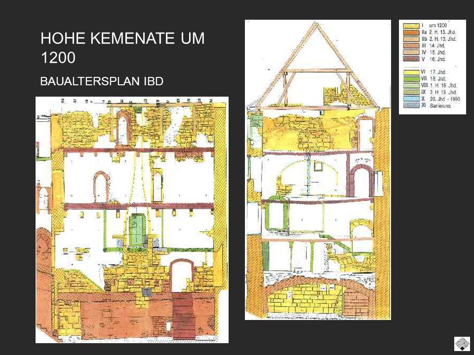 Historisches Fotomaterial Blick in die MaingasseMarktplatzblick