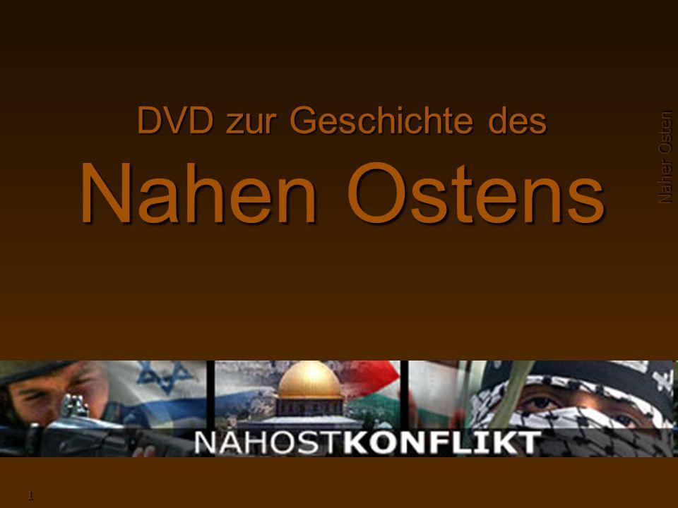 Naher Osten 1 DVD zur Geschichte des Nahen Ostens