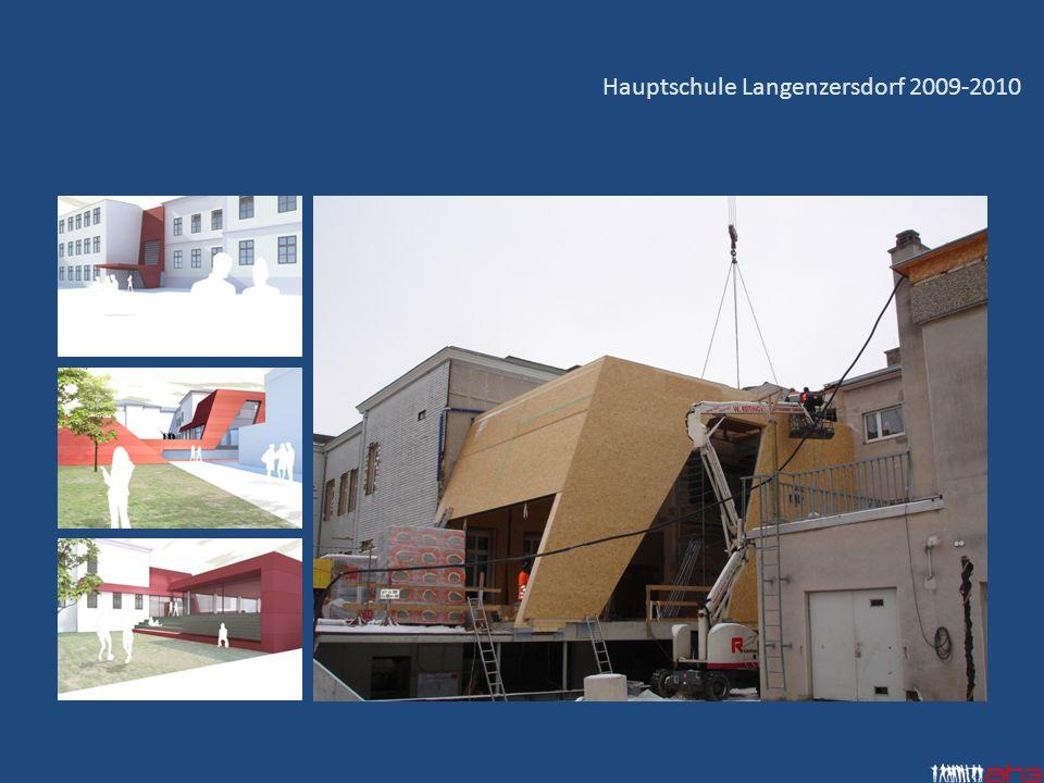 Hauptschule Langenzersdorf 2009-2010