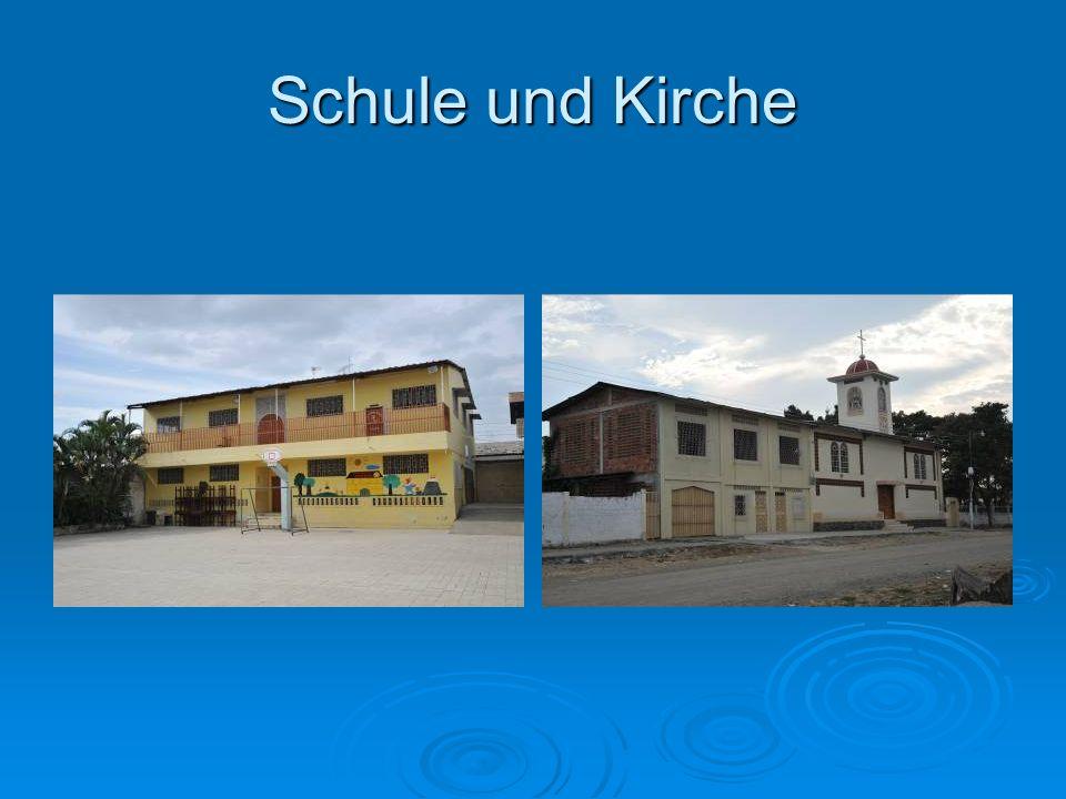 Schule und Kirche