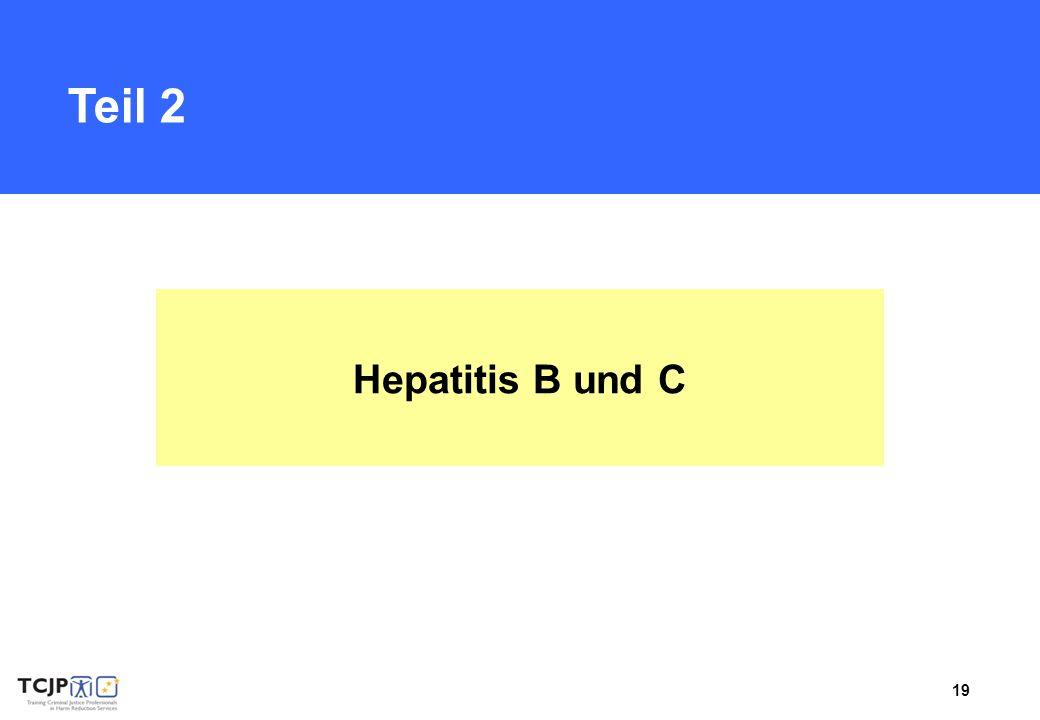 19 Hepatitis B und C Teil 2