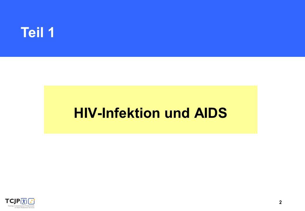 2 HIV-Infektion und AIDS Teil 1