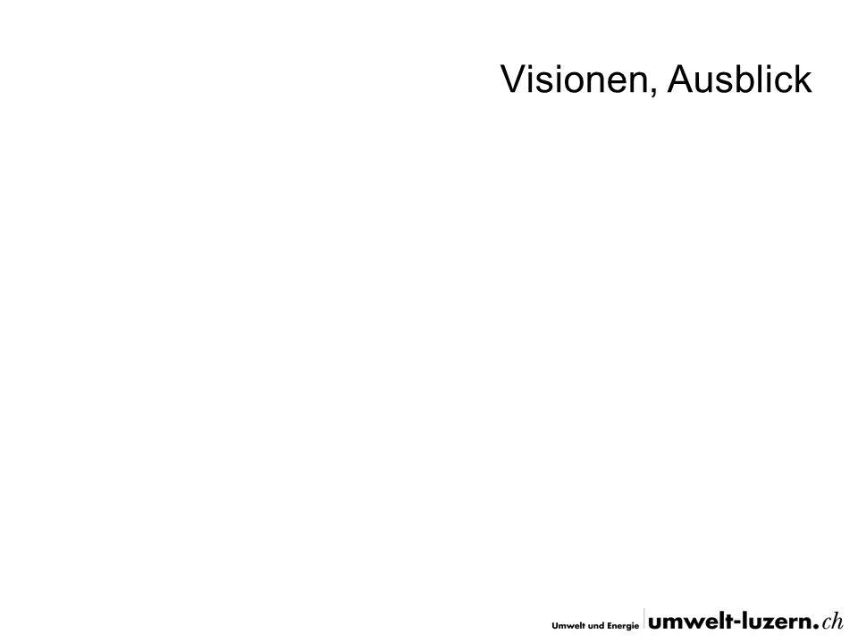 Visionen, Ausblick