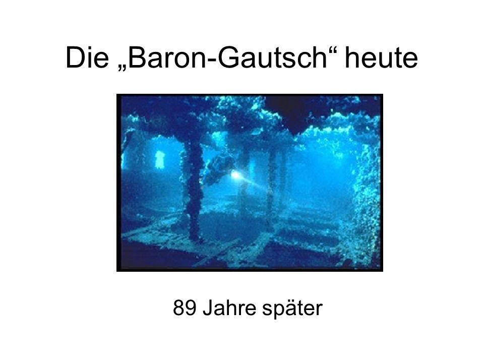 Die Baron-Gautsch heute 89 Jahre später
