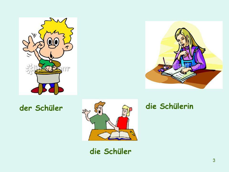 54 Wie sind Detlef und Erich? Sie sind...................................