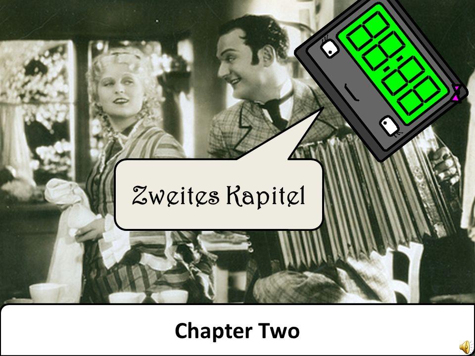 Zweites Kapitel Chapter Two