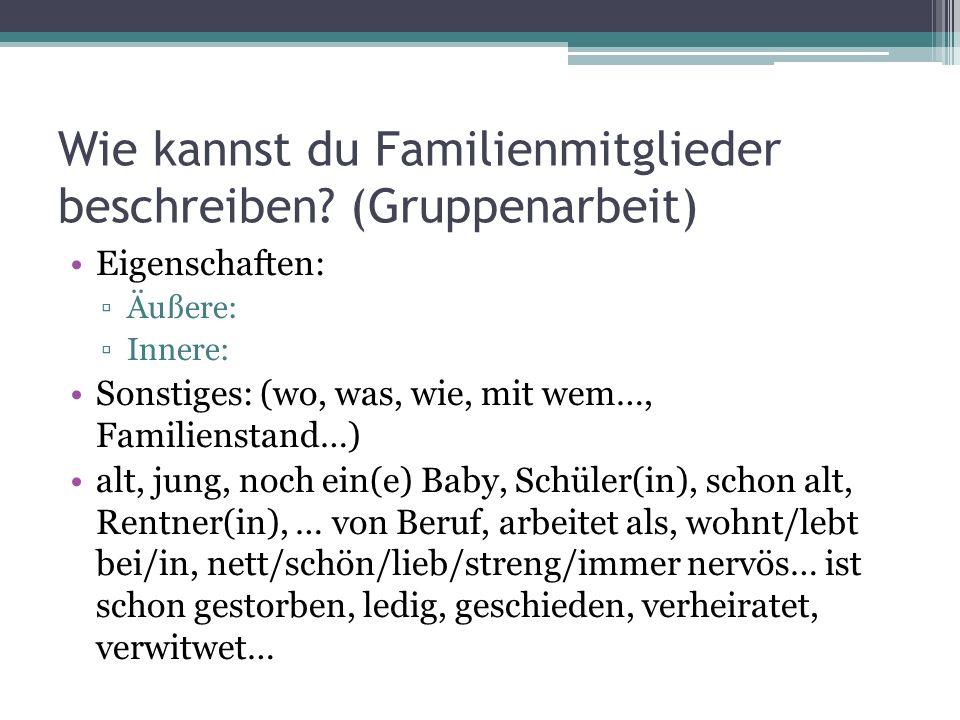 Kathrin Hinkel wohnt in Heidelberg.Torben muss heute helfen.