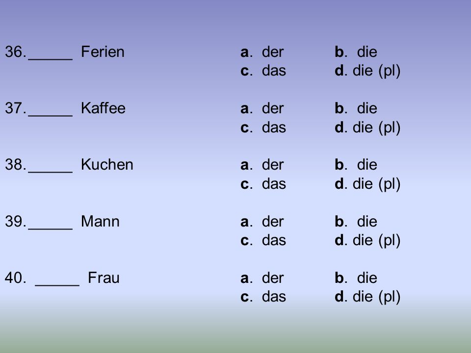 VII.Choose the correct form of the following stem vowel change verbs.