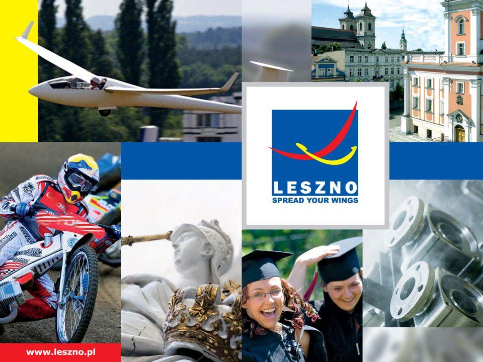 Leszno geschichtlich verbunden mit König Stanisław Leszczyński LESZNO AUF KÖNIGLICHE ART