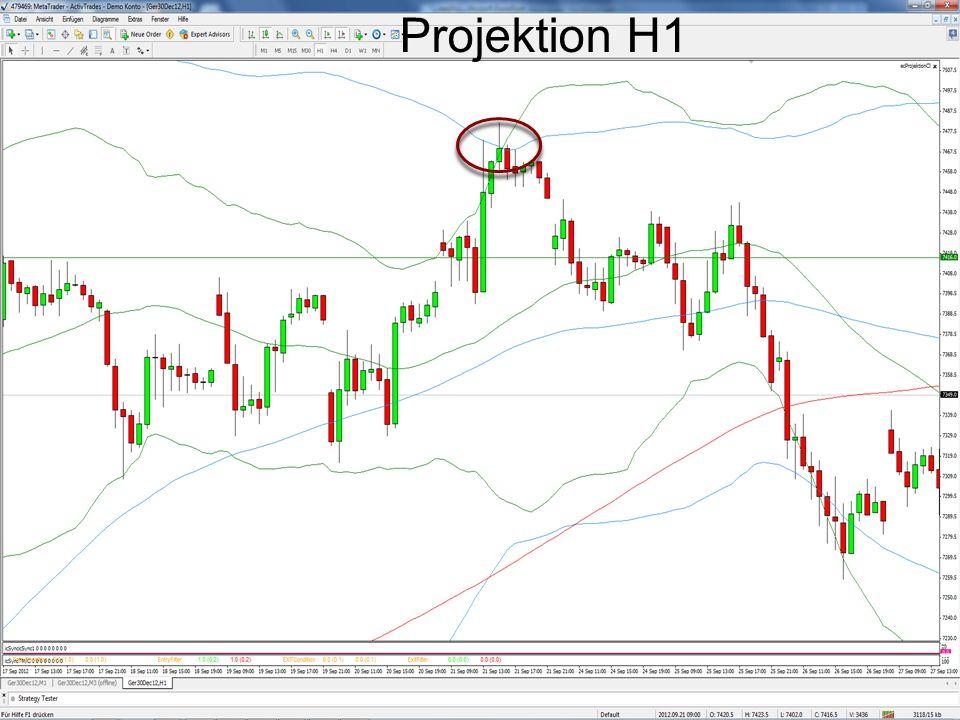 Projektion H1