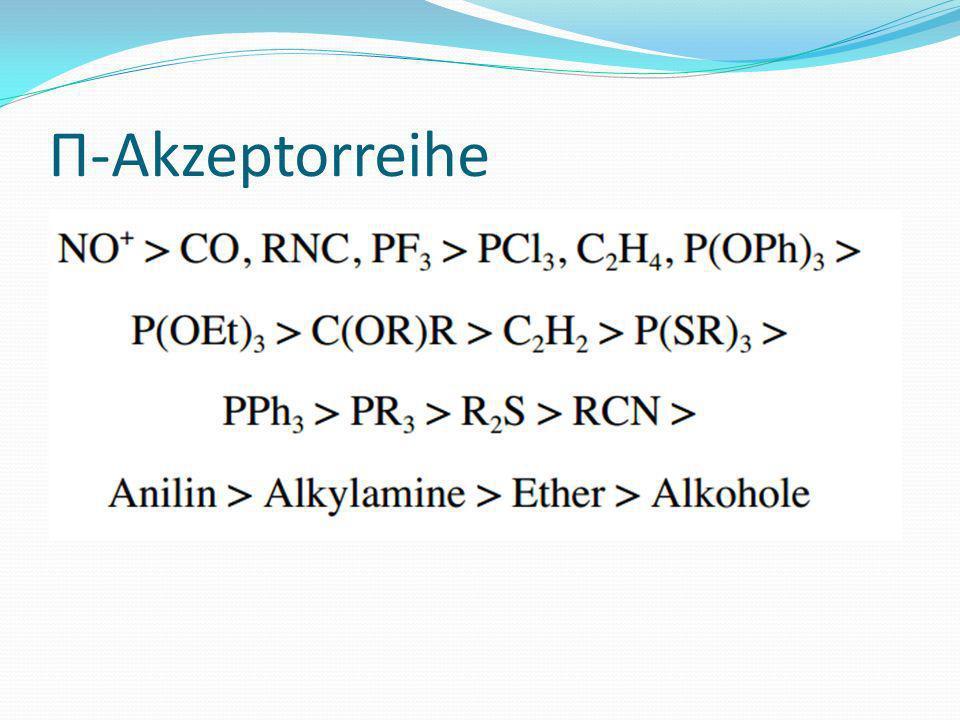 Π-Akzeptorreihe
