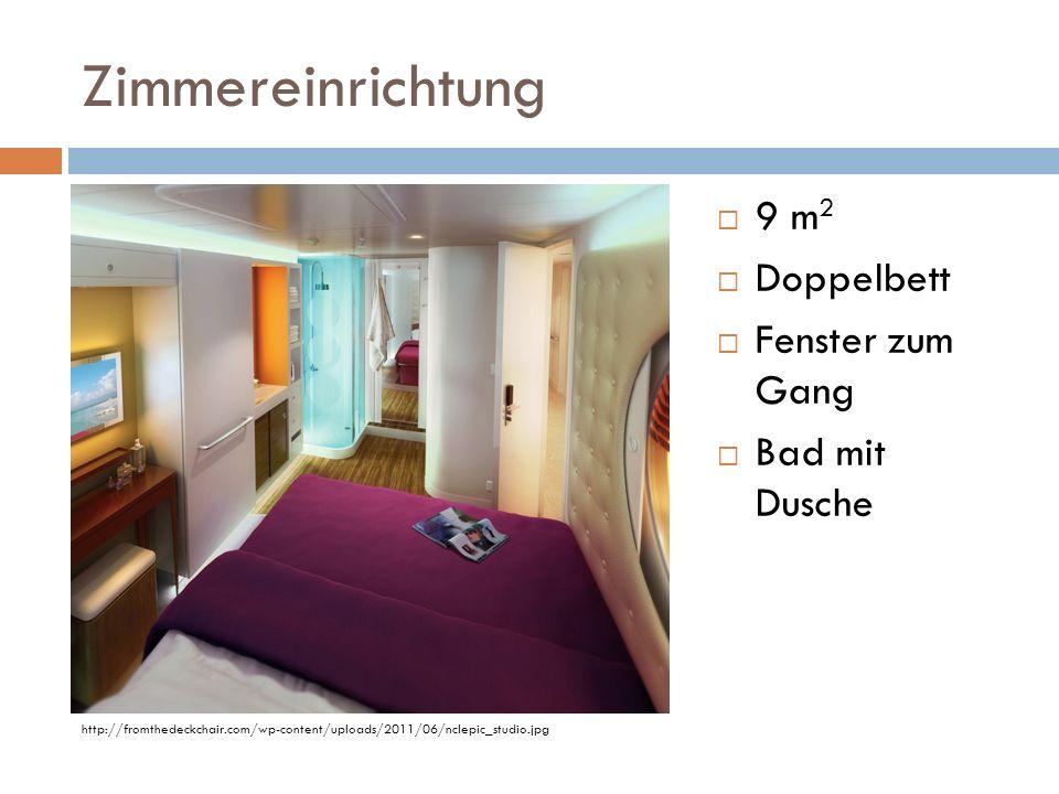 Zimmereinrichtung 9 m 2 Doppelbett Fenster zum Gang Bad mit Dusche http://fromthedeckchair.com/wp-content/uploads/2011/06/nclepic_studio.jpg