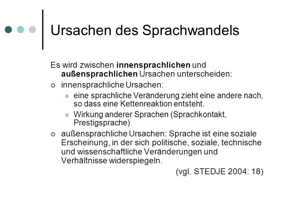 5.Das Deutsche von heute Das moderne Deutsche wurde nach dem Jahre 1945 gestaltet.
