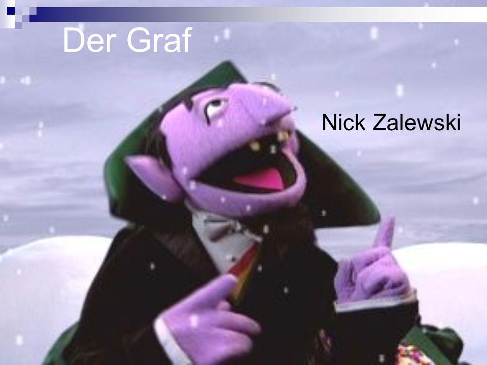 Der Graf Nick Zalewski