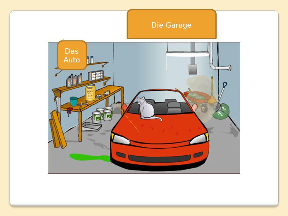 Das Auto Die Garage