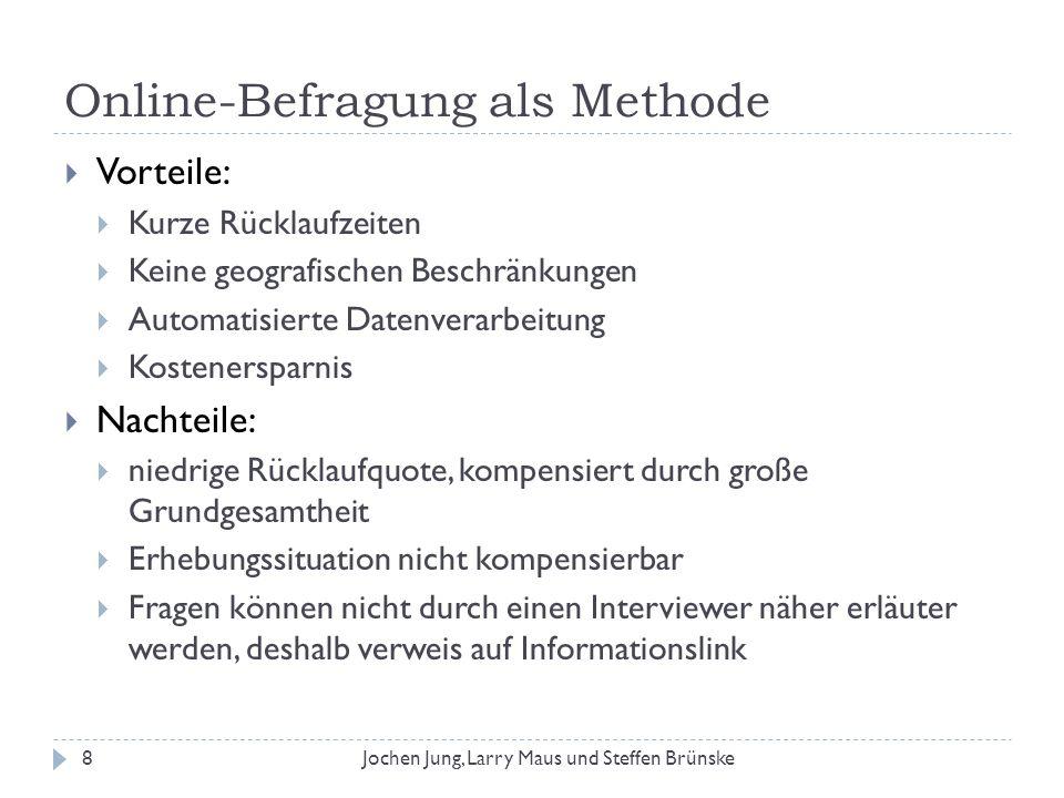 Analyse Fenster vs. Gang 19Jochen Jung, Larry Maus und Steffen Brünske