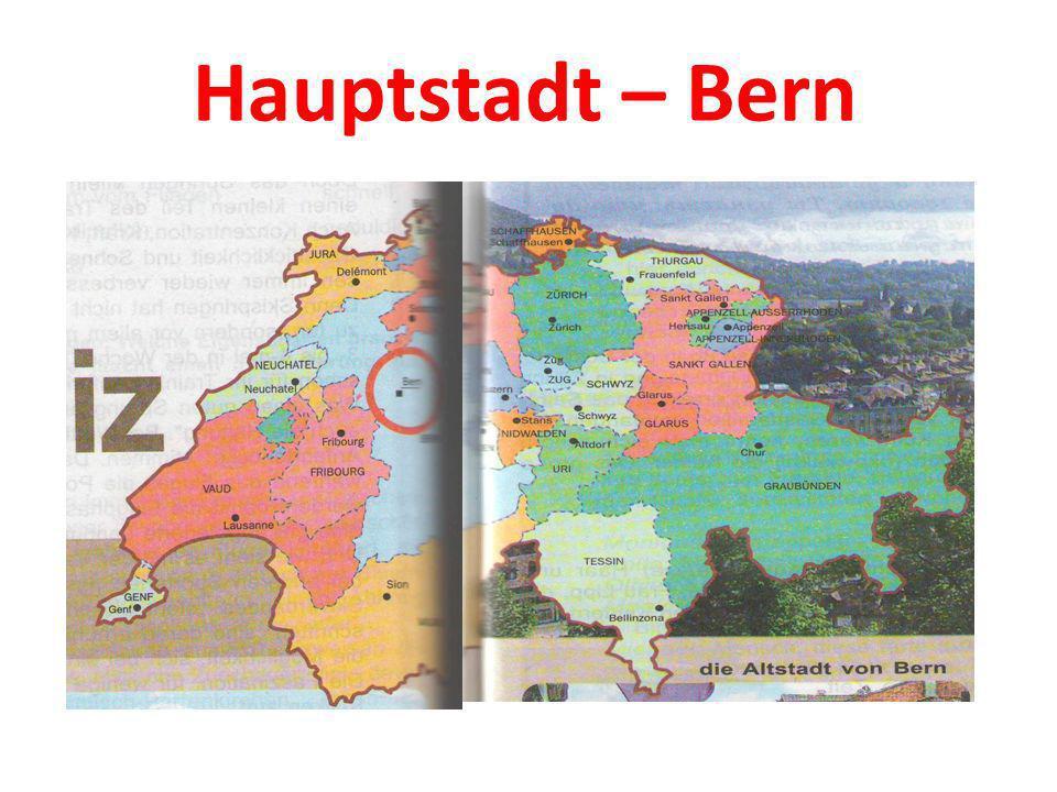 Hauptstadt – Bern