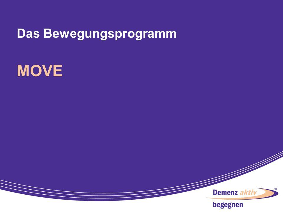 Das Bewegungsprogramm MOVE 18