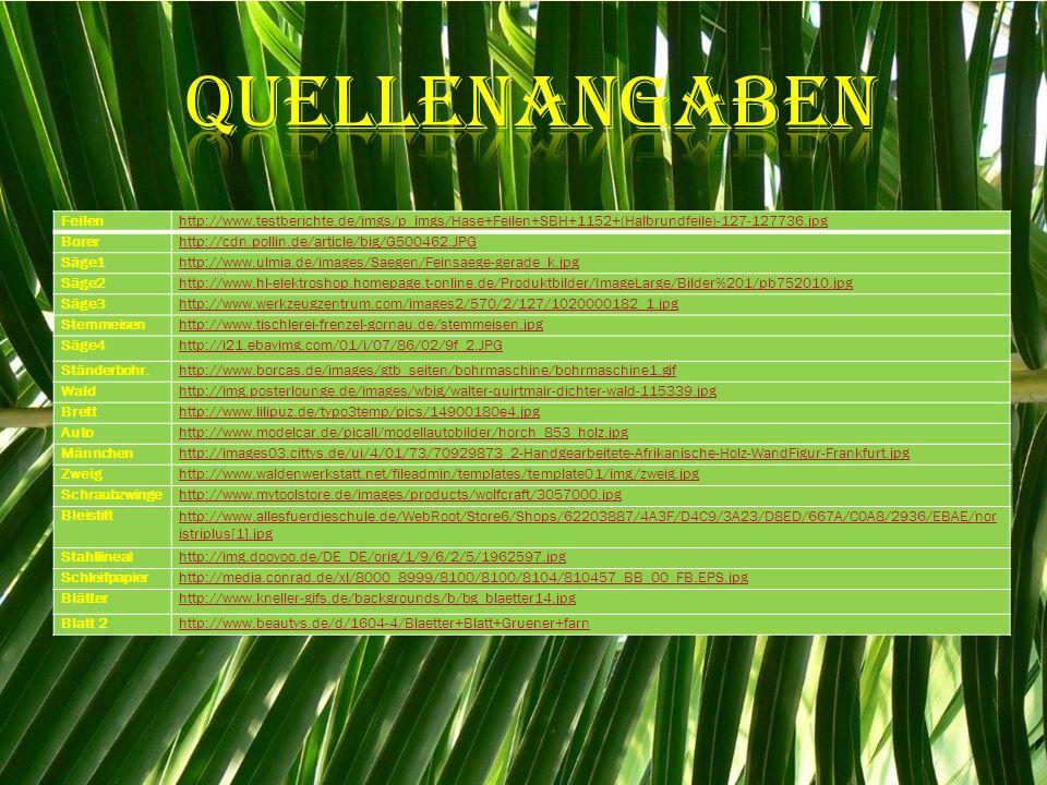 Feilenhttp://www.testberichte.de/imgs/p_imgs/Hase+Feilen+SBH+1152+(Halbrundfeile)-127-127736.jpg Borerhttp://cdn.pollin.de/article/big/G500462.JPG Säg