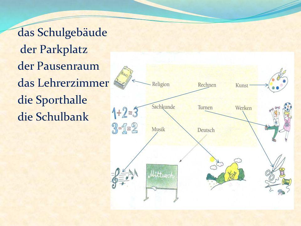 Sport Schule Lehrer Pause Schule Park PaP Schule Zimmer Halle Bibliothek Gebäude Platz Bank Raum