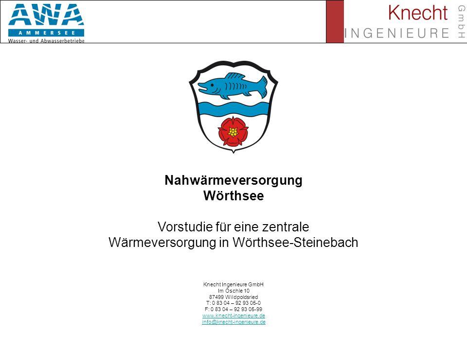 Biomasse in Nahwärmenetzen Zusatzinformation: Wärmecontracting Bsp.: Variante II.