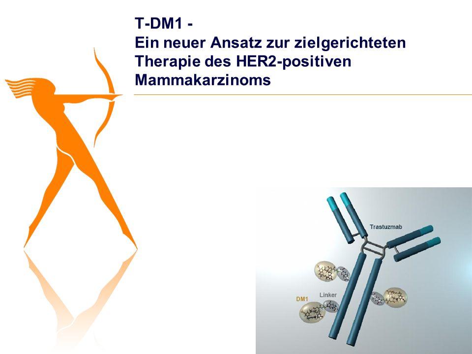 T-DM1 - Ein neuer Ansatz zur zielgerichteten Therapie des HER2-positiven Mammakarzinoms