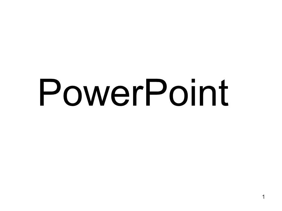 1 PowerPoint