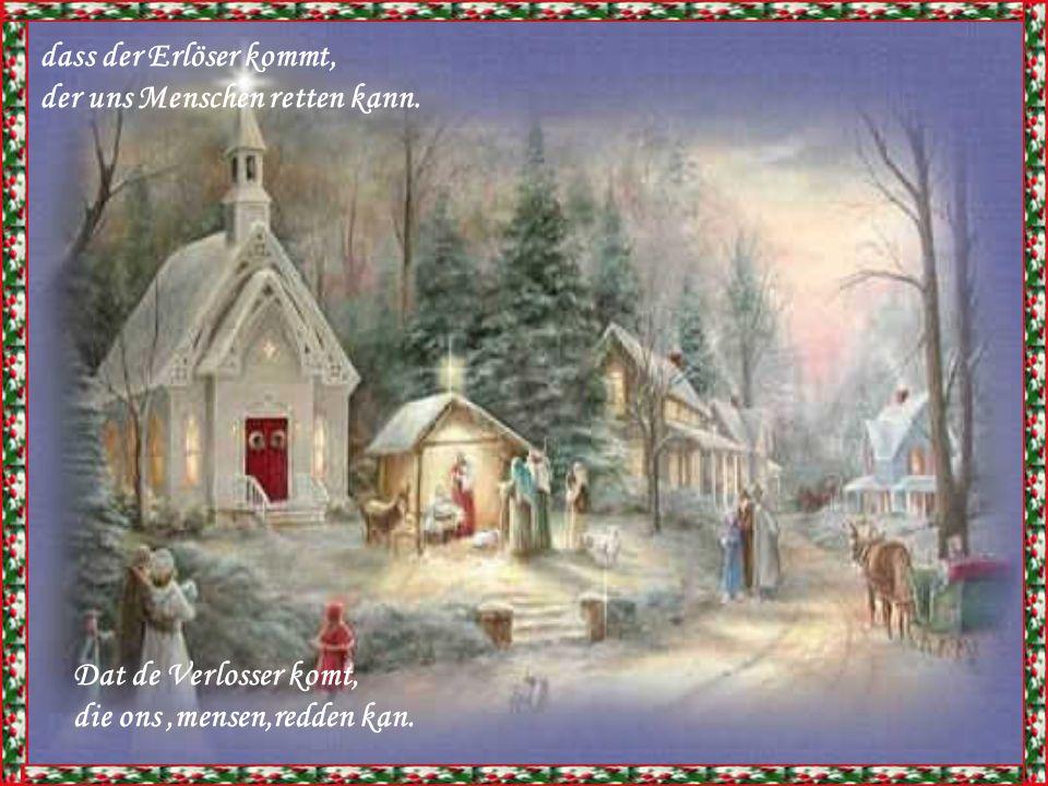 Advent, es ist Advent, und Hirten künden an, Advent,het is advent en herders verkondigen
