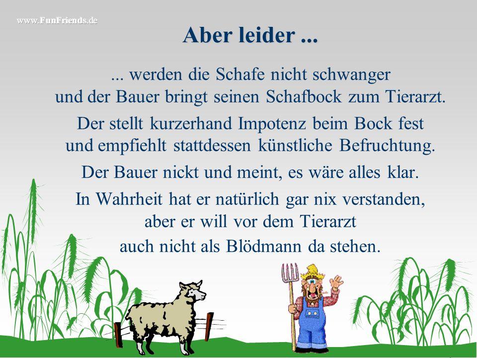 Schafzucht Ein Bauer will sich eine Schafherde aufbauen und kauft dazu einen Schafbock und 5 Schafe.