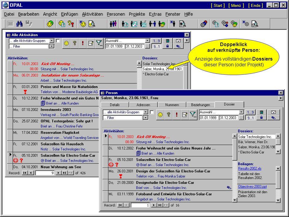 Fax Dokumente... - Dokumente können vollständig, d.h. mit professionellem Briefkopf / -fuss sowie der eingescannten Unterschrift als Fax verschickt we