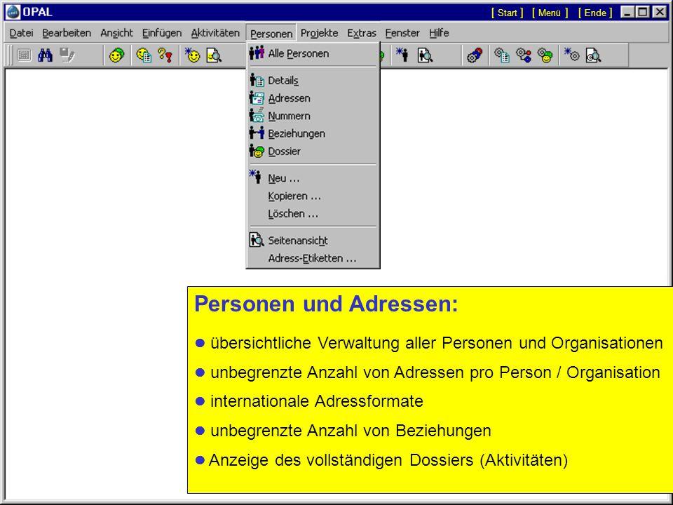 Neue Aktivität mit Hyperlink-Dokument... - Die neu erstellte Aktivität wird automatisch im Fenster 'Aktivität Details' angezeigt, und die verknüpfte D