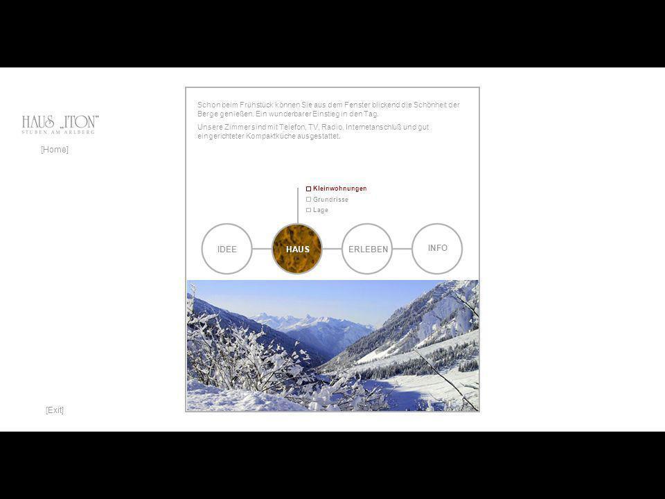 [Home] prices Arlberg Ski Club Stuben Ski school www.schischulestuben.com IDEA INFO HOUSELIVING - just click on the following link - [Exit]