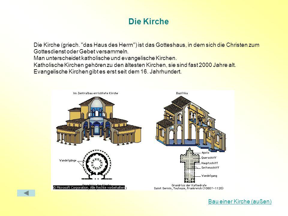 Die Kirche Die Kirche (griech.