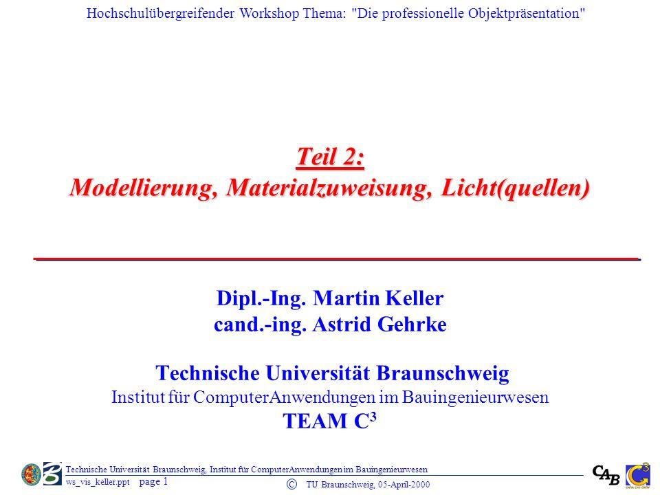 Hochschulübergreifender Workshop Thema: