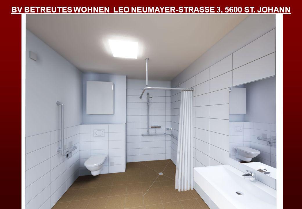 BV BETREUTES WOHNEN LEO NEUMAYER-STRASSE 3, 5600 ST. JOHANN
