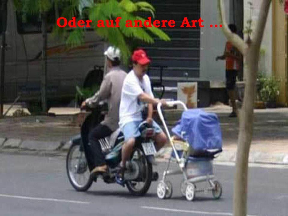 Vor allem, die Sicherheit des Kindes!