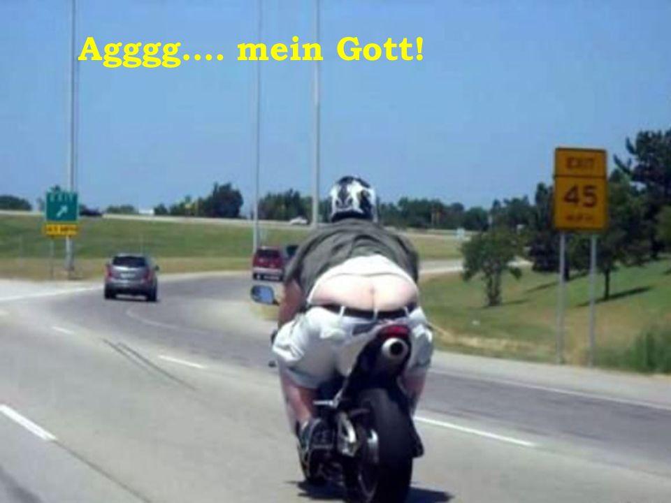 Uffff… Armer Töff!!