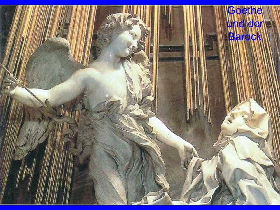 Goethe und der Barock
