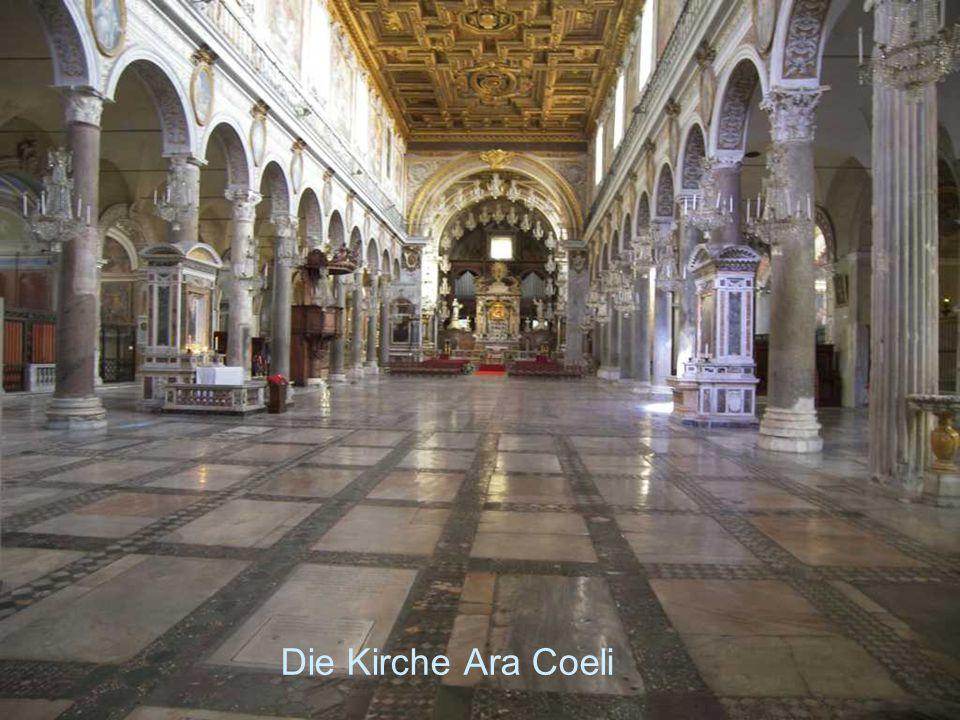 Die Kirche Ara Coeli