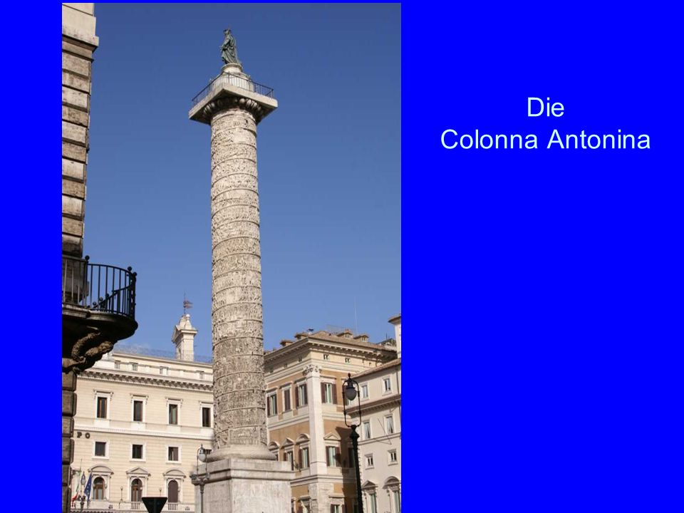 Die Colonna Antonina