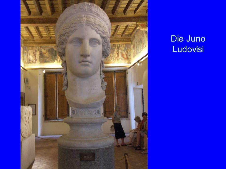 Die Juno Ludovisi