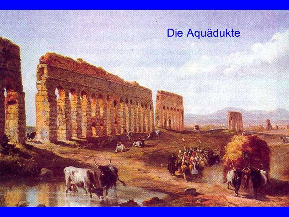 Die Aquädukte