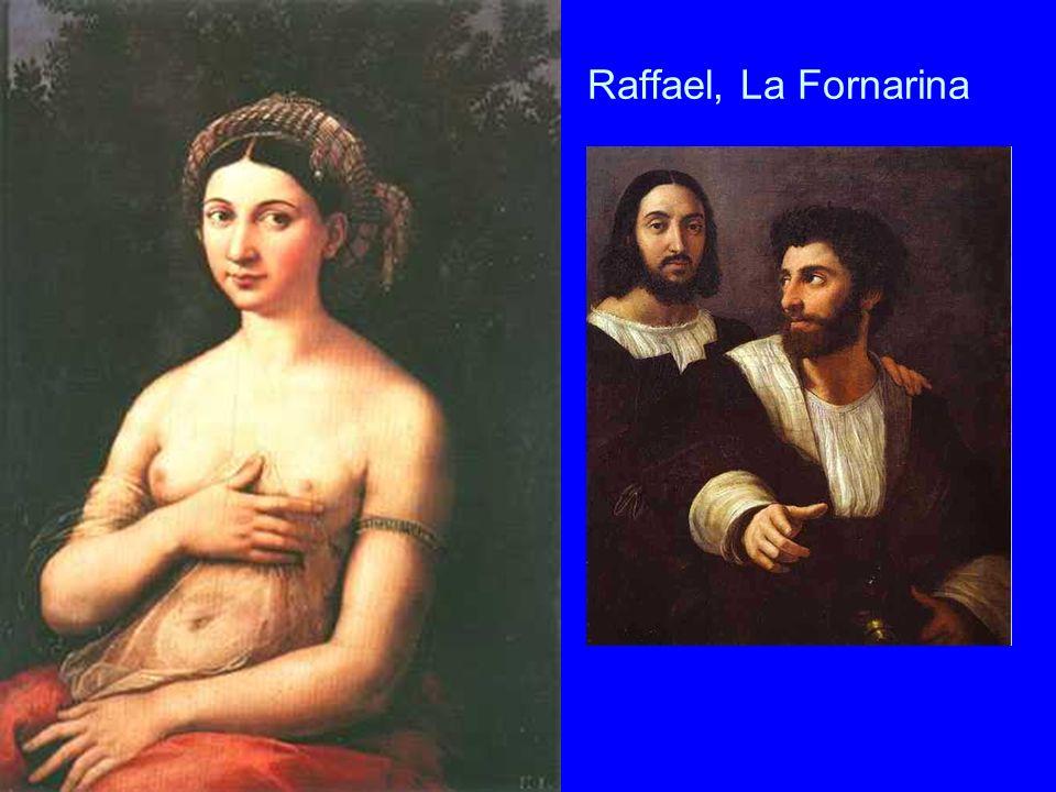 Raffael, La Fornarina